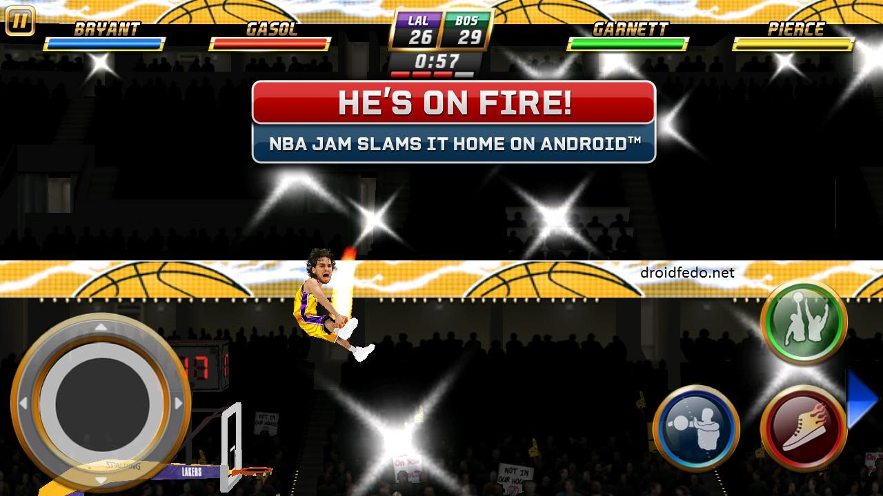NBA JAM Apk Free Download 04 00 40 Latest Version For Android